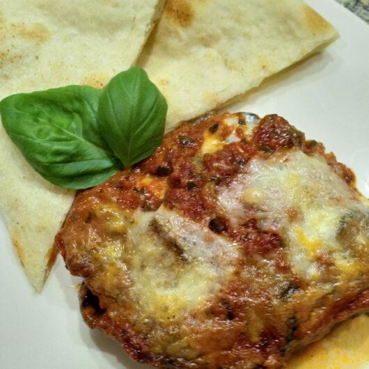 Olasz rakott padlizsán, avagy Parmigiana di melanzane